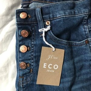 94958c5bcf1 J. Crew Jeans - NWT J.Crew Vintage Straight Eco Jean Button Fly